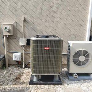 Mini Split & Heat Pump System